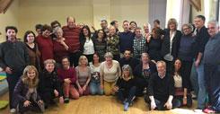 Avec les écoles européennes de thérapie psychocorporelle