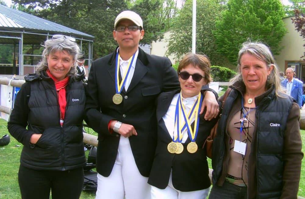 Handisport : le travail thérapeutique par la compétition