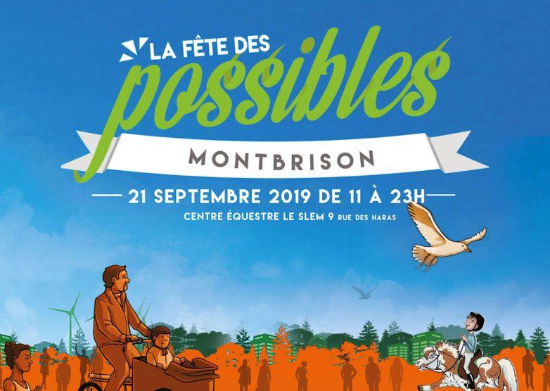 Fête des possibles à Montbrison